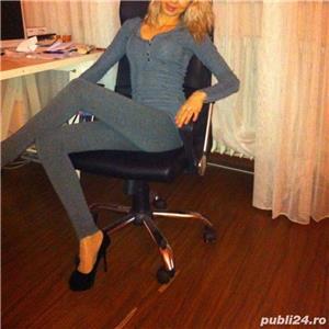 curve bucuresti: Blonda apetisanta