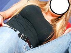 curve bucuresti: Blonda apetisanta cu par pubian